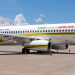 Lao Central Airlines first to deploy Sukhoi jet in SE Asia