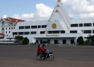 Laos government vows to pay state employees