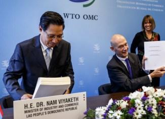 Laos WTO