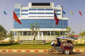Laos to sell first international bond