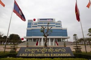 Laos-stock-exchange