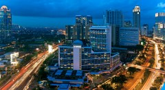 Le Meridien Jakarta Exterior 2
