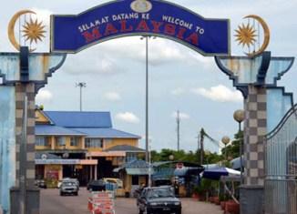 Thailand, Malaysia enter closer trade cooperation
