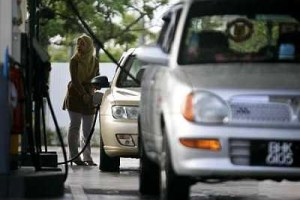 Malaysia petrol