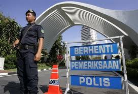 Malaysia polis