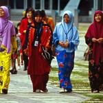 Muslim Malaysians stockpiling for Ramadan