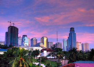 Philippine first quarter growth slower than expected