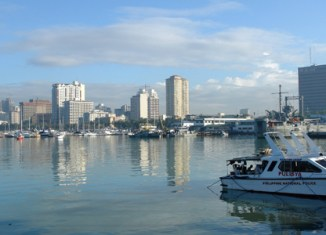 Philippine billionaire to reclaim land in Manila Bay