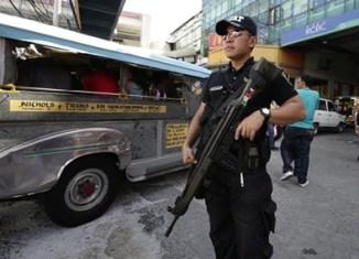 Manila business district site of multiple homicide
