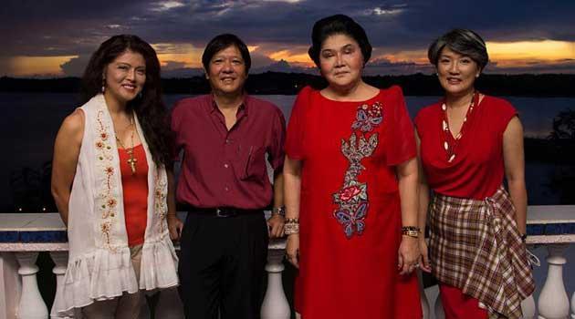 Marcos clan enjoys easy wins
