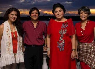 Marcos clan enjoys easy wins