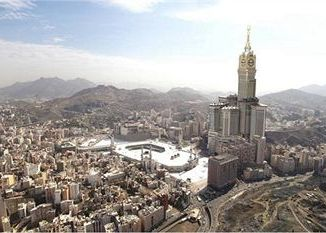 Mecca property sales quadruple in 2013
