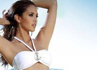 Megan Young wins Miss World Top Model contest