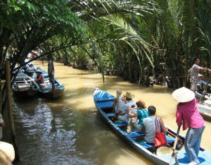 Mekong tourism