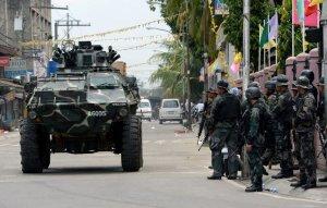 Mindanao clashes