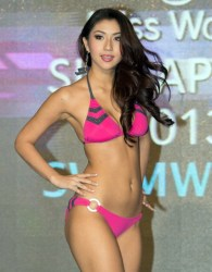 Miss World Singapore2
