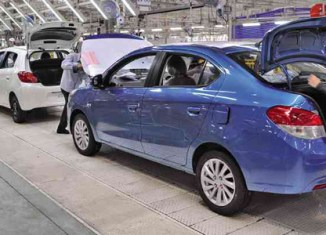 Four car makers eyeing Philippines for manufacturing