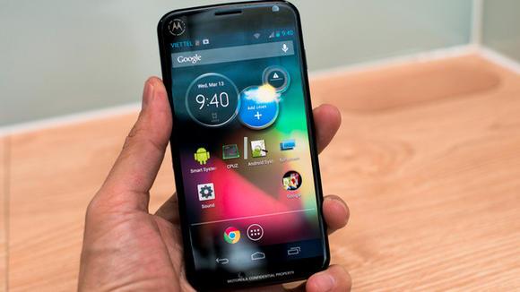 Google launches Moto X Smartphone