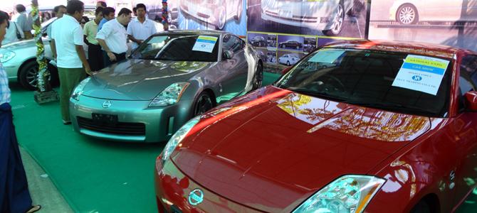 Malaysia's top car company enters Myanmar