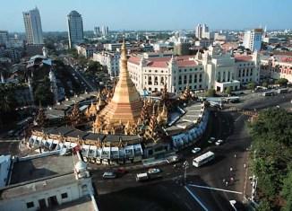 Myanmar Yangon Pic