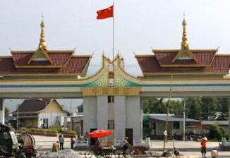 Chinese investment in Myanmar drops