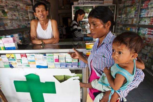 Myanmar allows private pharma firms