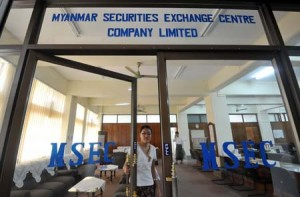 MYANMAR-JAPAN-SKOREA-ECONOMY-FINANCE-STOCKS