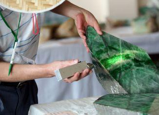 Myanmar earns $1.3 billion from jade exports