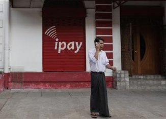 Myanmar to introduce mobile banking