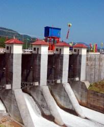 Myanmar power plant