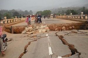 Myanmar road
