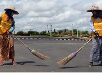 Myanmar to chair 280 ASEAN meetings in 2014