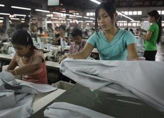 Myanmar Textile Factory