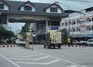 Myanmar trade deficit at record high