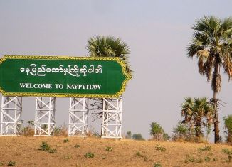 Myanmar New Capital City Naypyidaw
