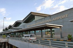 Manila's old Ninoy Aquino International Airport