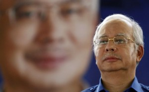 Najib detention