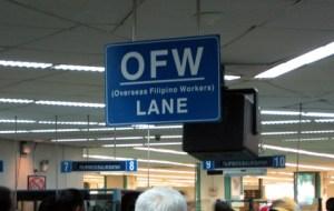 OFW lane