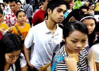 Number of Filipino workers in Qatar decreasing