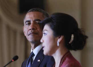 Obama Yingluck1