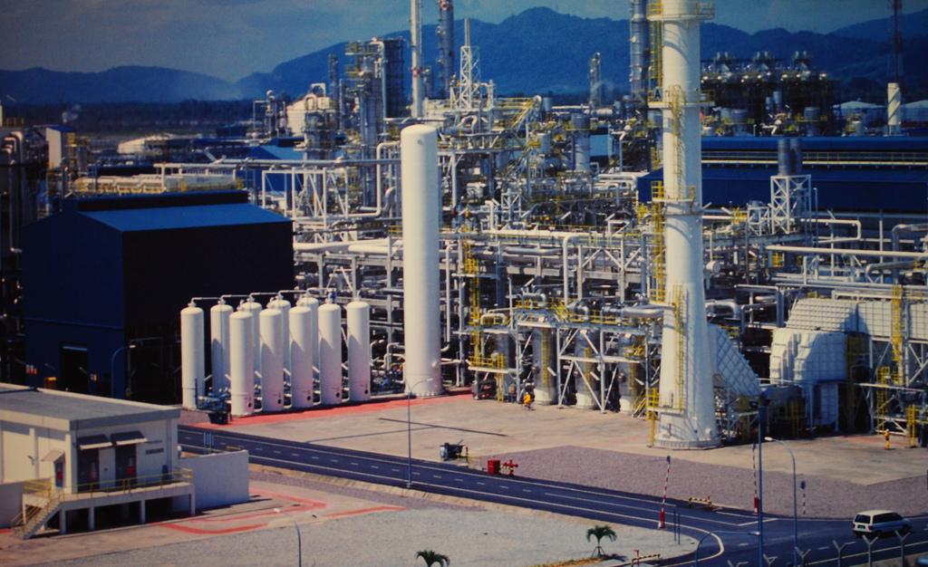 Petronas announces Johor for new refinery