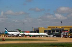 PP airport
