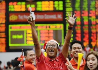 Philippine bourse Asia's most vibrant