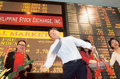 Manila bourse set for IPO spree