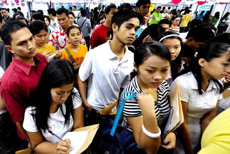 Filipinos want higher wages, firms refuse