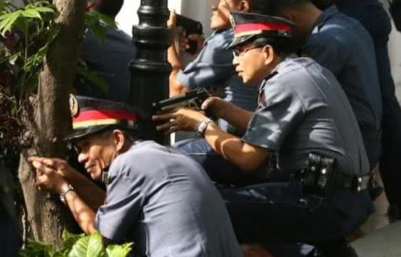 Philippine gun deals under scrutiny