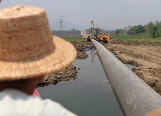 Myanmar-China oil pipeline opens, greatly reduces shipping time