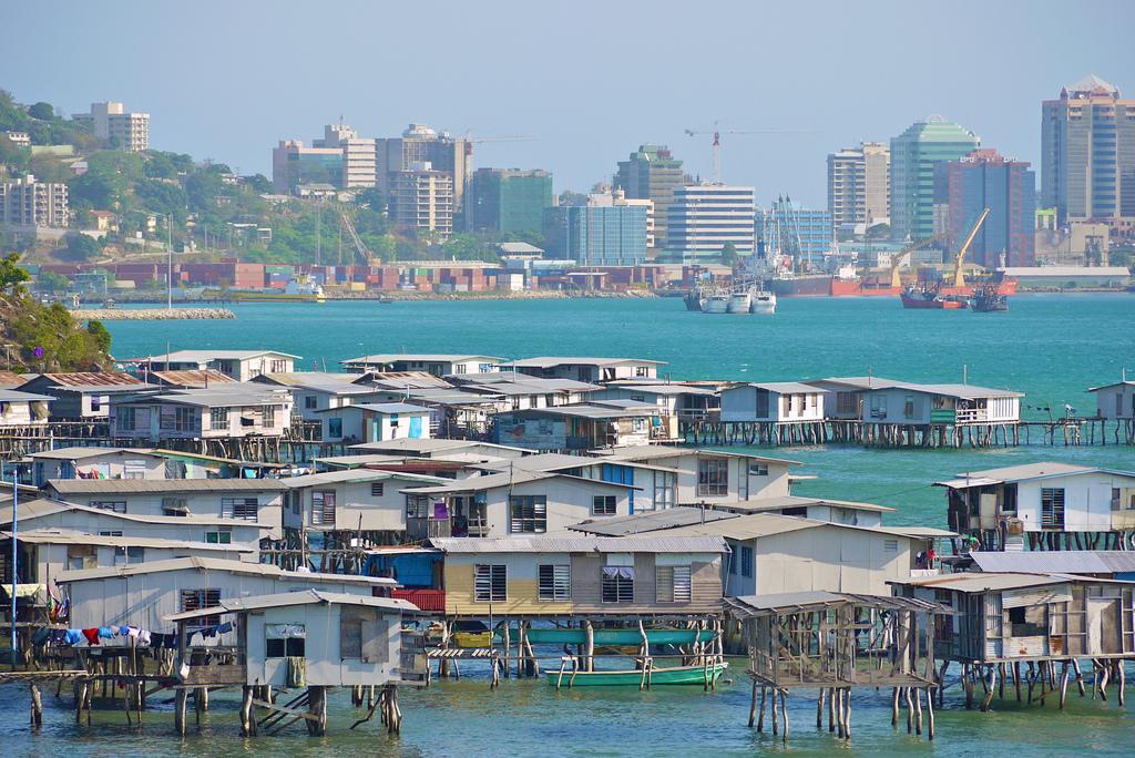 Papua New Guinea in resources boom
