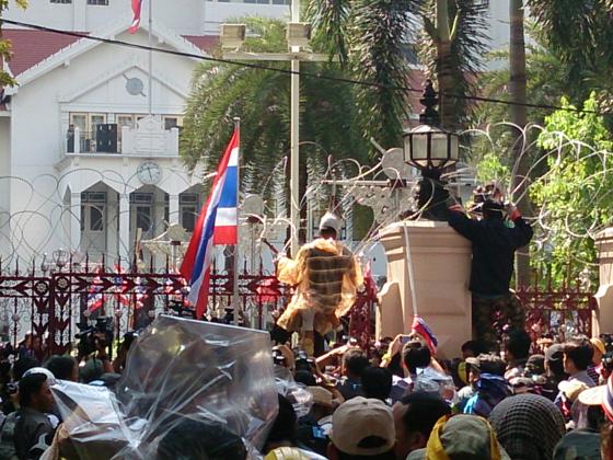 Royal Thai Police1_Arno Maierbrugger