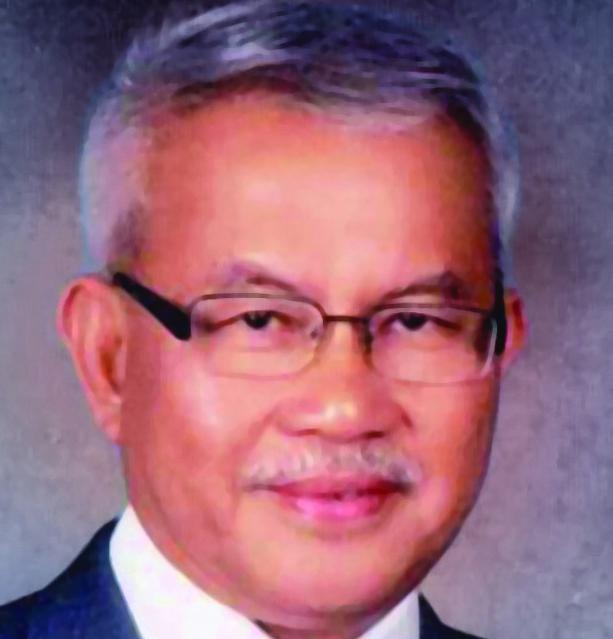 SEDC Chairman Yb Datuk Haji Talib Zulpilip